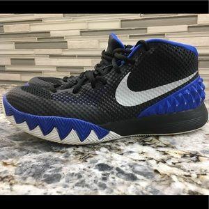 Nike Kyrie 1 Duke Blue Devils Brotherhood Lyon Bla
